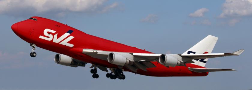 SVL Plane